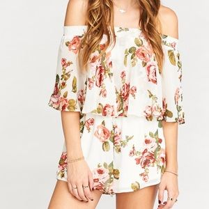 ✨ Show Me Your Mumu She Loves You Romper ✨